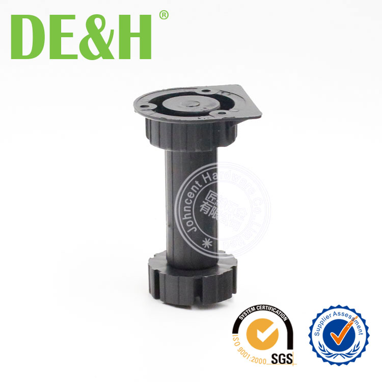 120-150mm Kitchen Plastic Adjustable height Cabinet Legs